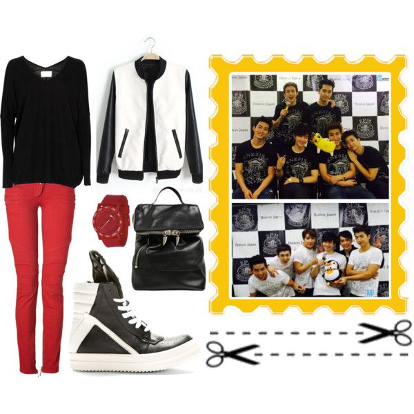 """""""Genesis of 2PM Arena Tour Concert"""" by pritasafitri on Polyvore"""