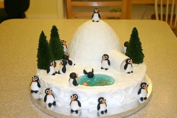 1000+ Ideas About Igloo Cake On Pinterest