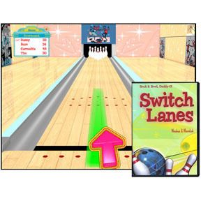 Switch Lanes is a new, pin smashing arcade game for 1 to 5 players that simulates a retro 50's era bowling alley; complete with realistic sights and sounds.