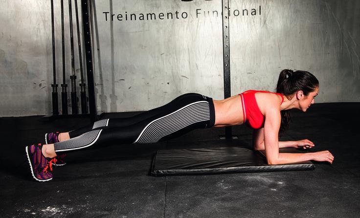 Você está a apenas quatro exercícios (isso mesmo!) de conquistar uma barriga mais durinha, forte e definida
