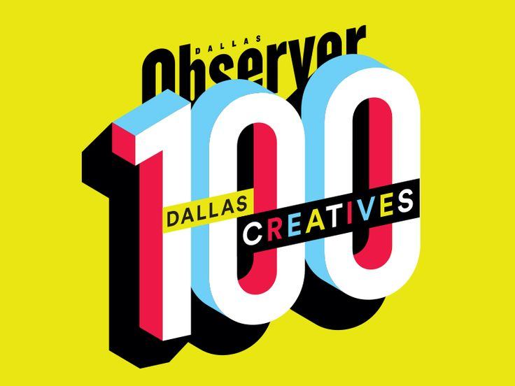Dribbble - Dallas Observer Cover by Matt Chase