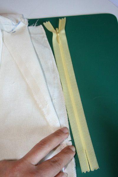 Les 25 meilleures id es de la cat gorie fermeture clair - Coudre une fermeture eclair sur une robe ...
