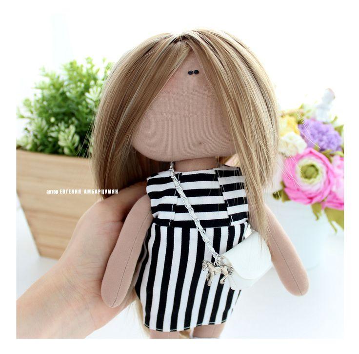 Портретная куколка portrait doll eva-dolls.com