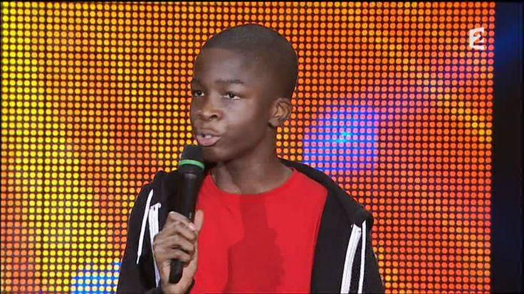 Stéphane Bak - Le plus jeune comique de France, 14 ans - Rire ensemble c...