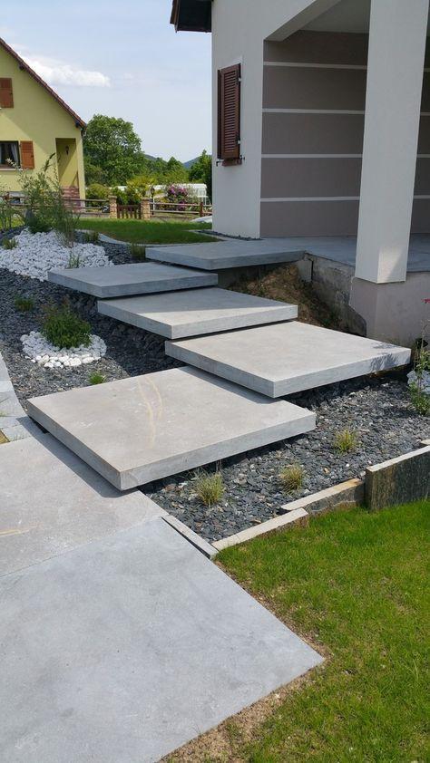 Epingle Par Gabriela Costas Arquitecta Sur Jardin Amenagement Jardin Devant Maison Amenagement Paysager Devant Maison Escalier Exterieur