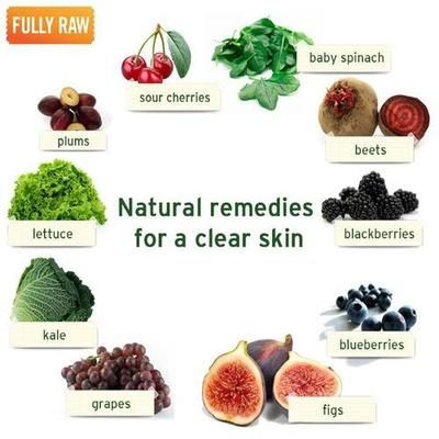 natural remedies for clear skin