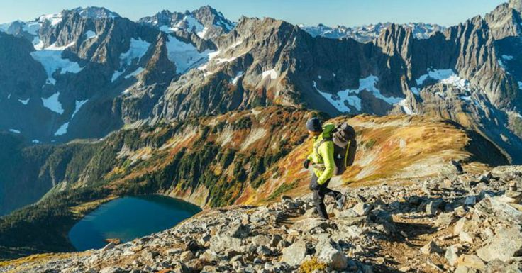 Mountainsmith's Scream Series backpack line is for backcountry minimalists