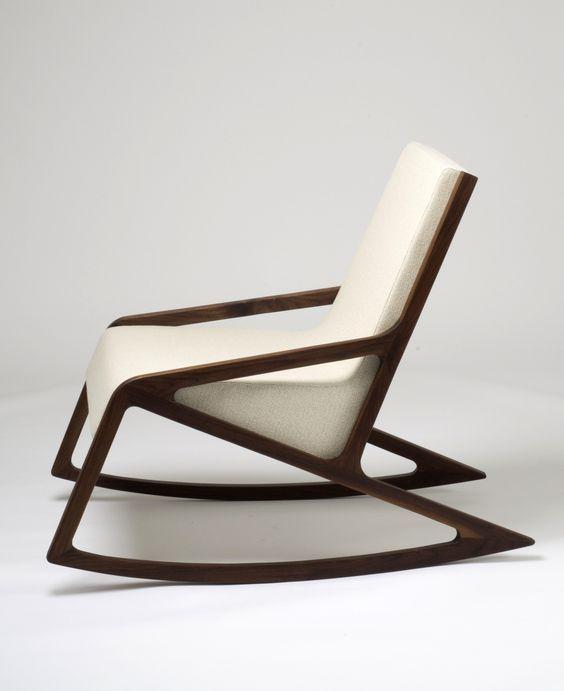 Die besten 25 moderne schaukelst hle ideen auf pinterest schaukelstuhl abdeckungen - Modernes mobeldesign ...