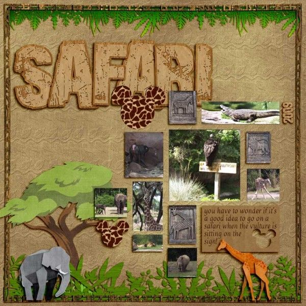 See Template Free Digital Scrapbooking Templates Layout Sketches