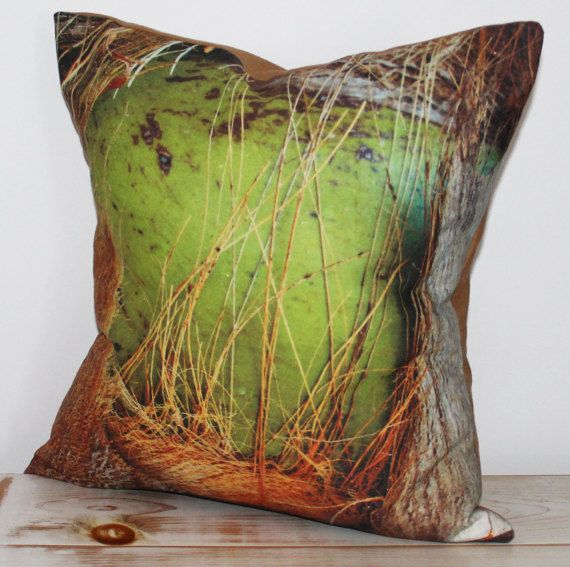 green coco pillow definition pillow reading by CAYOCOCOCUSHIONS
