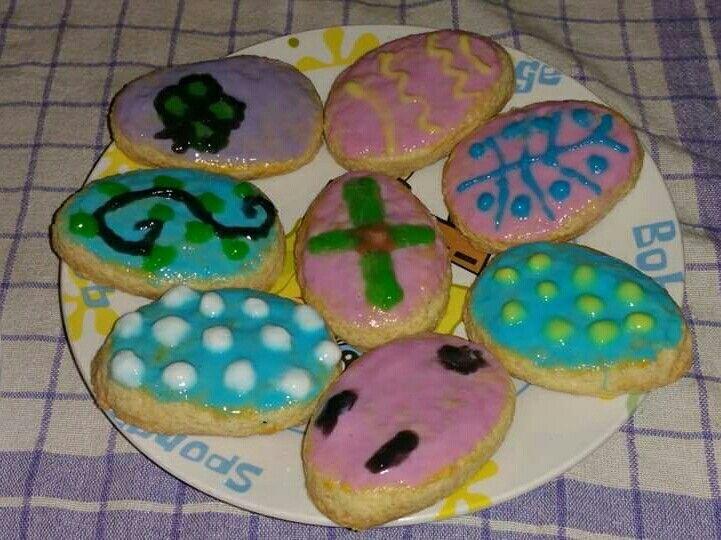 Paasfeest koeken