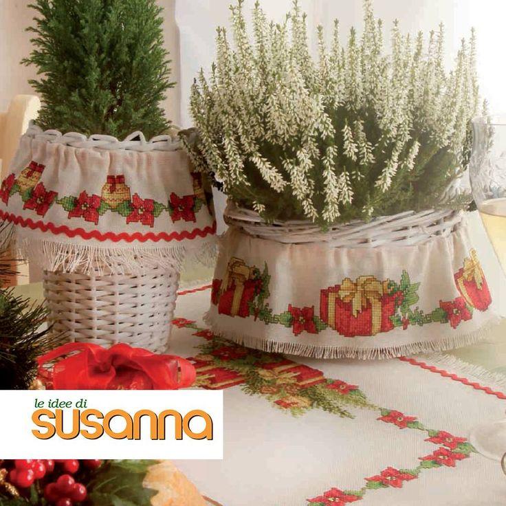 LE IDEE DI SUSANNA č. 307 listopad 2015 Vánoční motivy se stávají opět aktuálními. Listopadové číslo můžete objednávat na http://w…