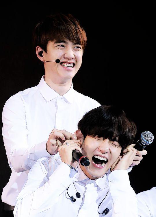 약속 Baeksoo (Satansoo cof cof) D.O & Baekhyun