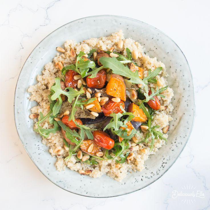 Deliciously Ella Quinoa Salad