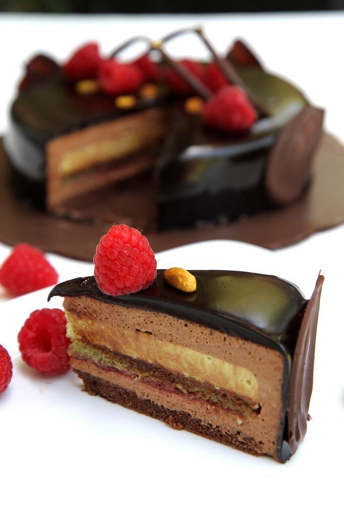 Gourmet Baking A Remake Of Ambroisie Food Pinterest