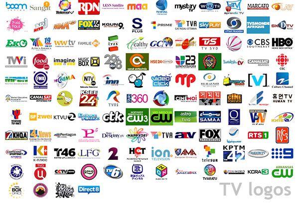 Logotipos De Canales Tv Logotipos Canal De Televisión Tv
