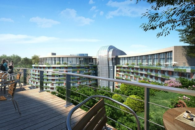 Atkins is providing the architecture, structural and civil engineering services for this leisure resort in China.