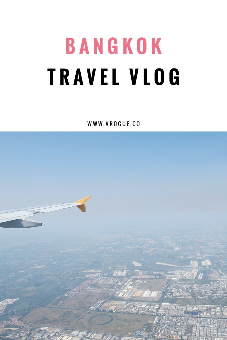 To anyone who is on the fence about whether to travel to Bangkok, Thailand, I've made a travel vlog. It is another perspective of my trip to Bangkok. Click through to watch it or re-pin and save for later! Show some love and subscribe too whilst you are there! Enjoy~