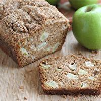 Apple Cinnamon Bread by Two Peas & Their Pod
