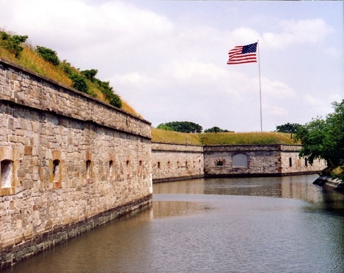 Fort Monroe, Virginia. Looking for a fun trip with the kids? Fort Monroe is the perfect place to take them!
