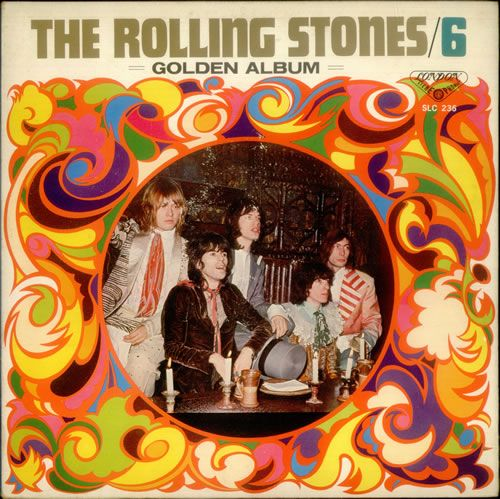 rolling stones 66 poster   Rolling Stones Vinyl Records and CDs. Hard to Find and Out-of-Print ...