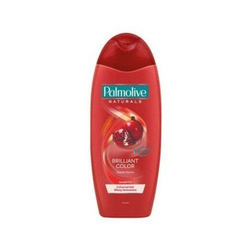 lot 3 shampooings palmolive brillant color 350 ml neuf - Shampoing Colorant Rouge
