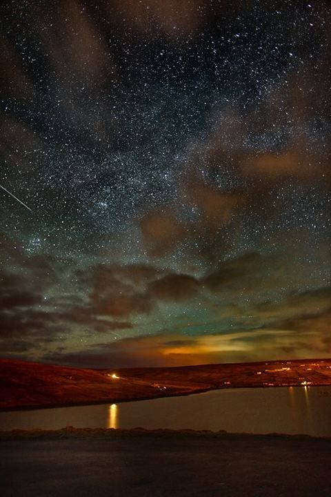 Shetland Island, Scotland