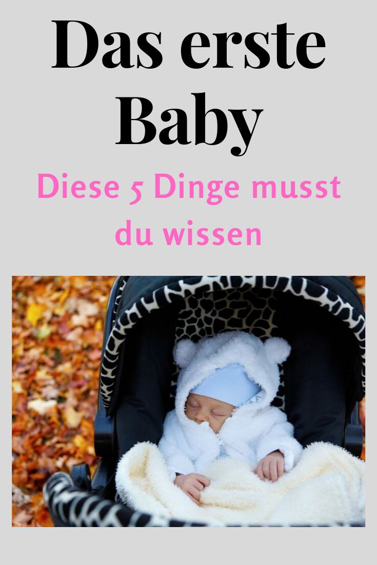 Endlich schwanger und voller Freude auf das erste Baby? Doch zur Vorfreude gesel…