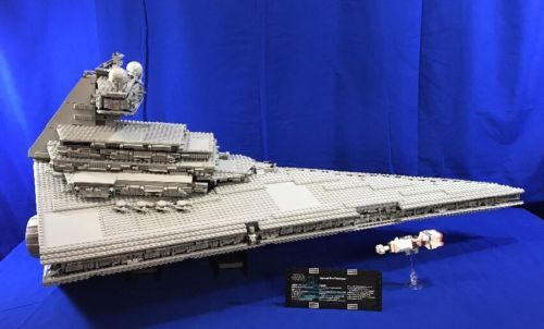 Lego UCS 10030 Imperial Star Destroyer 99% Complete with Manual and Box
