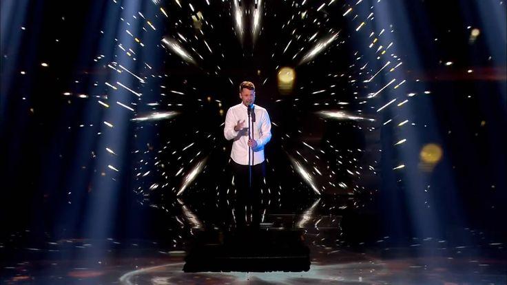 Calum Scott is shining like a diamond !