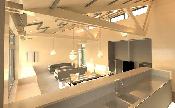 Charteris Bay House on Behance