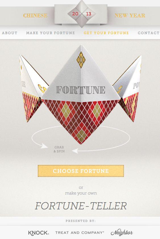 Design Teller 51 best fortune teller images on bricolage