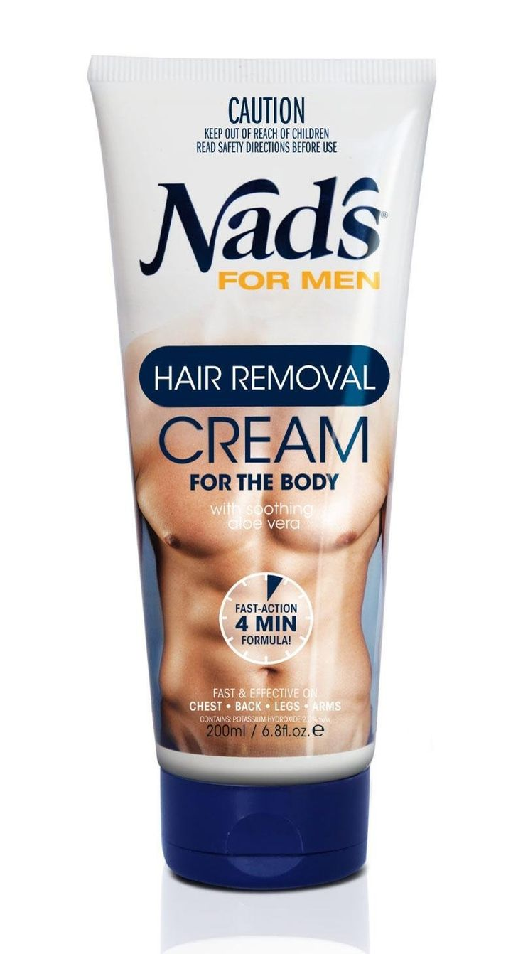 Nad's for Men Hair Removal Cream, 6.8 Ounce $9.42 - http://supersavingsman.com/nads-men-hair-removal-cream-6-8-ounce-9-42/
