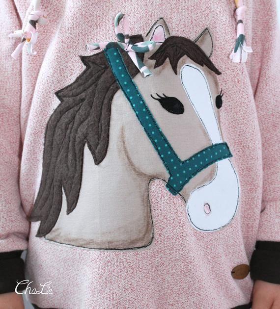 Applikationsvorlage Lulu Pony Pferde Applikation Handmade Baby Quilts Machine Applique Designs Baby Embroidery