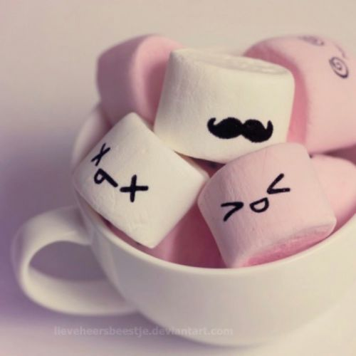 marshmallow moustache wallpaper pinterest marshmallows moustache and search. Black Bedroom Furniture Sets. Home Design Ideas