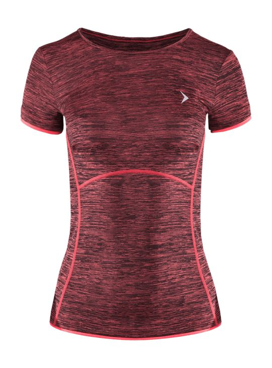 Functional shirt with Dry System technology which wicks the moisture away, providing optimal temperature for the skin.   Benefits: -increased visibility, thanks to reflective elements -fitted cut will underline your shapes -QUICK DRY technology