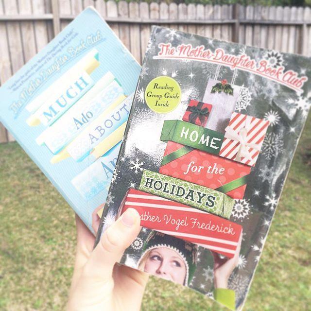 Book series review over on the blog!  • • • • • #blogger #bblogger #fblogger #lblogger #thegirlgang #blogginggals #beauty #blog #cosmetics #acolourstory #flashesofdelight #whywhiteworks #postitfortheaesthetic #whiteaddict #thatsdarling #seekthesimplicity #girlboss #inspiremyinstagram #bookstagram #bookblogger #themotherdaughterbookclub #themotherdaughterbookclubseries #homefortheholidays #muchadoaboutanne #pretty #bright