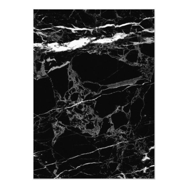Wedding Rehearsal Dinner Modern Black White Marble Invitation Zazzle Com In 2021 Black Marble Background Black And White Marble Black Marble Backgrounds black and white marble