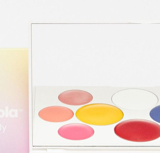 Crayola Crayola Customisable Lip Palette Lip Palette Lips