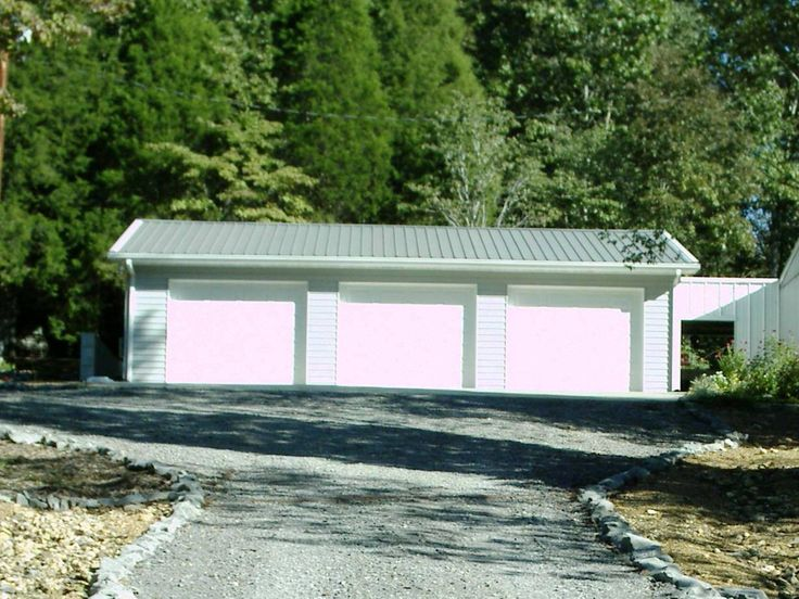 11 Best Garage Images On Pinterest Garage 3 Car Garage