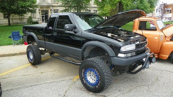 2001 Chevrolet S10 ZR2 $10,000 Or best offer - 100488459 | Custom Lifted Truck Classifieds | Lifted Truck Sales