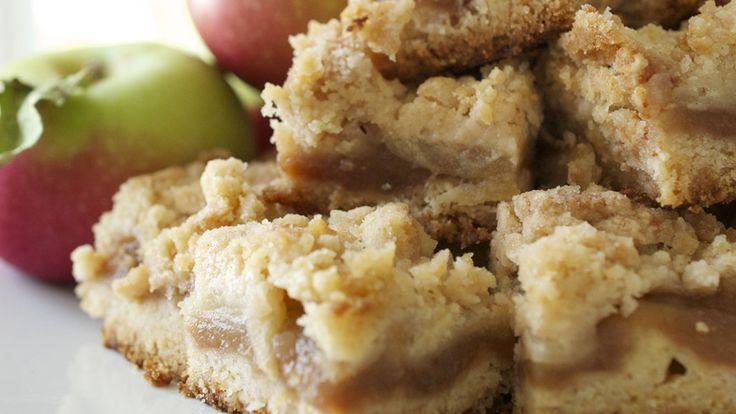 Gyúrós almás pite