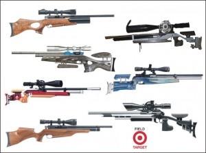 Guns for Field Target