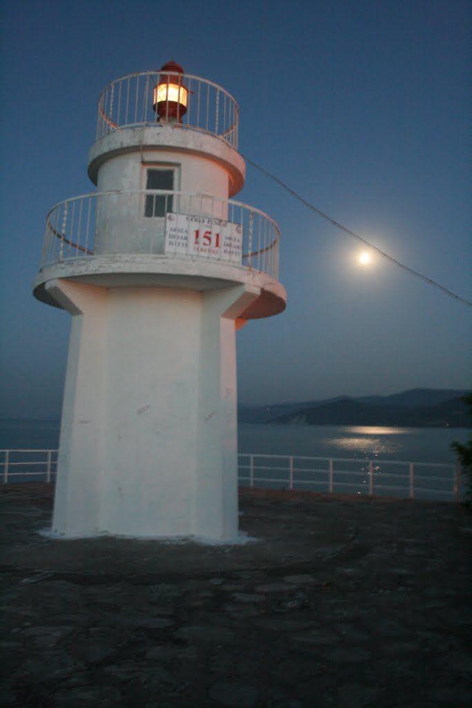 Gerze, Sinop, Turkey - #lighthouses #vuurtorens