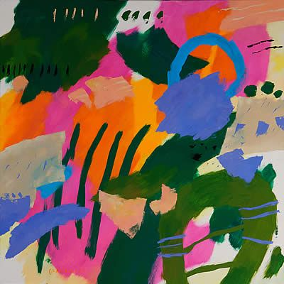 """Sabine Gerstacker """"Provence -Lavendel"""""""