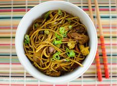 Slimming Eats Chicken Singapore Noodles - Slimming World and Weight Watchers…
