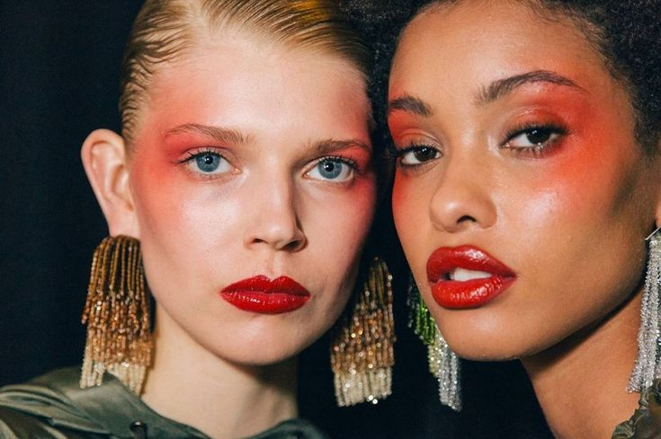 Excessive Glamour: '80s Makeup Makes a Comeback