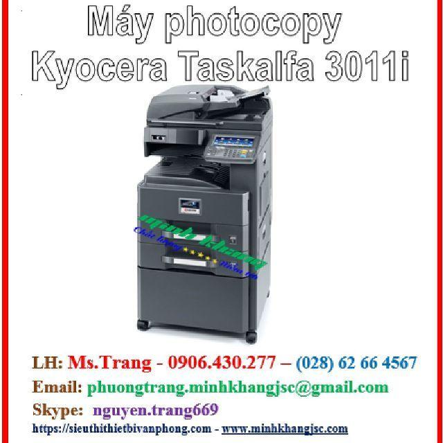 Máy photocopy Kyocera Taskalfa 3011i - 6945857 phuongtrang