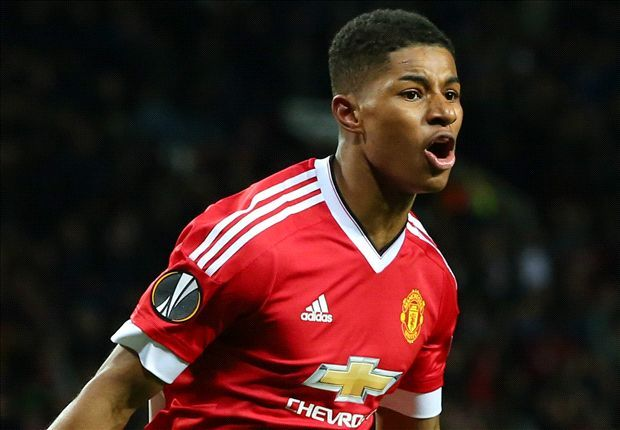 Marcus Rashford wins Manchester Uniteds Player of the Month for February - after playing just 170 minutes