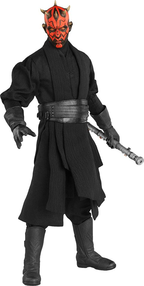 Darth Maul Duel on Naboo Sixth Scale Figure